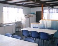 Rotorua Campsite - Shared Kitchen & Dining